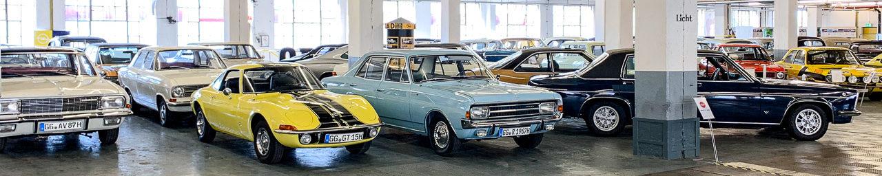 Opel Classic Magazin