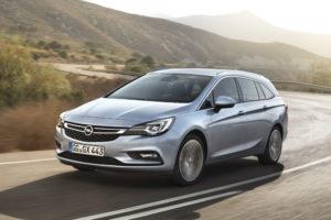 2015 Opel Astra Gewinner Goldenes Lenkrad Auto Bild