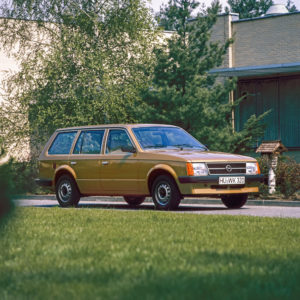 1979 Opel Kadett D Gewinner Goldenes Lenkrad Auto Bild