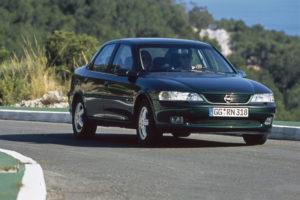 1995 Opel Vectra B Gewinner Goldenes Lenkrad Auto Bild
