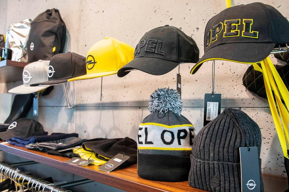opel collection mütze kappen cap