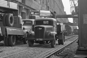 foto opel blitz 1955