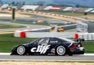 foto opel calibra cliff 1996 itc gewinn 25 jahre rennen nürburgring